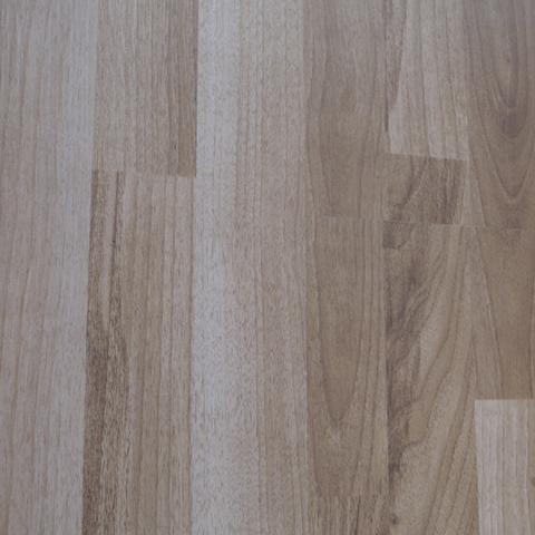 ... laminate flooring filler & caulk with match color of cherry beside