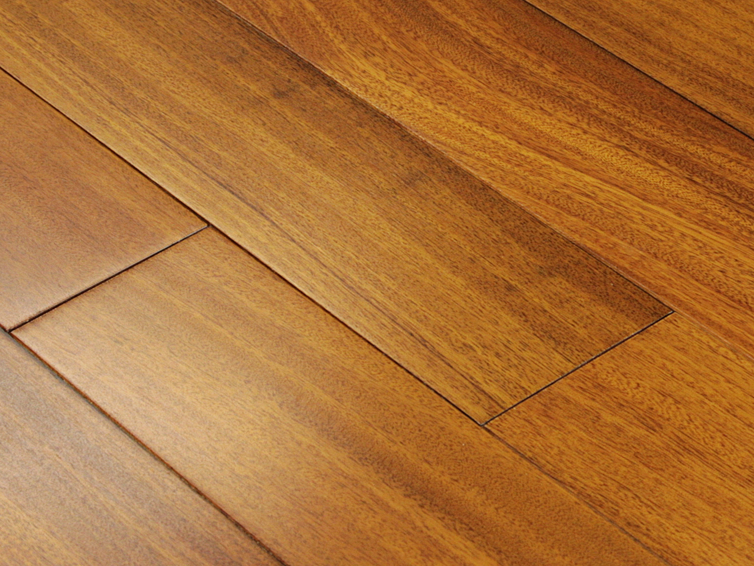 3 4 x5 xrl solid santos mahogany natural flooring floor 4 for Mahogany flooring
