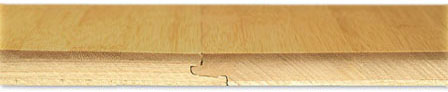 Engineered Bamboo Flooring Structure