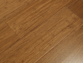 Ameirque Strand Woven Bamboo Floor Carbonized