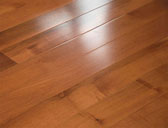 Solid Hardwood Maple Floor Amber Select
