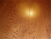 Greenland 3-Layer Engineered Hardwood Floor Oak Gunstock