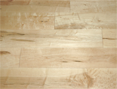 Greenland Multilayer Engineered 5 inch Hardwood Floor Maple Natural Country Style Flooring