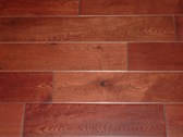 Greenland Multilayer Engineered 5 inch Hardwood Floor Oak Gunstock Flooring