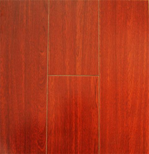 Floorus 123mm Laminate Flooring Brazilian Cherry