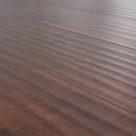 Floorus 123mm Distressed Laminate Flooring Mochawinslow