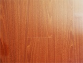 Piano Finish Laminate 12mm Flooring Diamond Mahogany