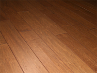 Multilayer Distressed Hardwood Maple Floor Champagne