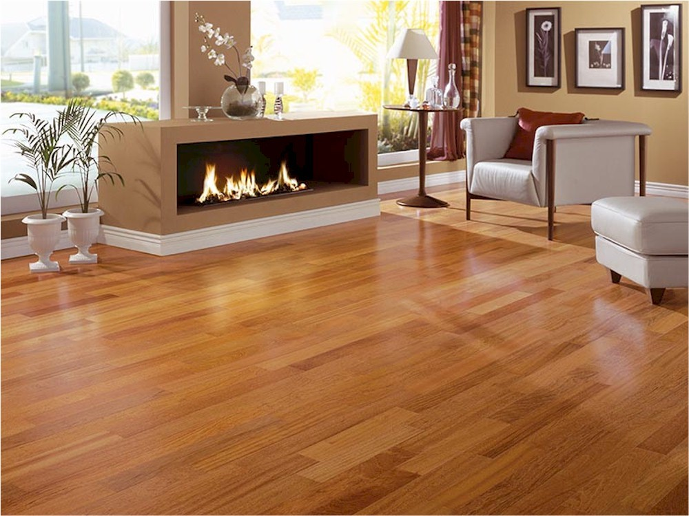 FloorUS Solid Hardwood Floor