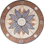 Mosaic Medallion 010