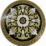 Mosaic Medallion 004