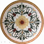 Mosaic Medallion 005