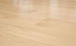 Solid Hardwood Maple Floor Natural Select & Better