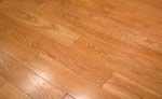 Solid Hardwood Floor Oak Butterscotch