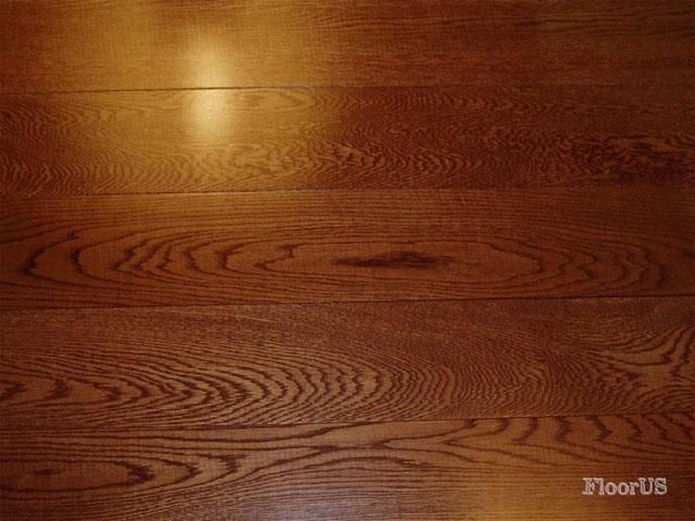 Solid Hardwood 3 1 2 X3 4 Xrl Oak Gunstock Flooring