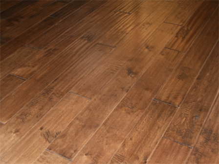 Floorus Com 9 16 Quot Multilayer Distressed Hand Scraped